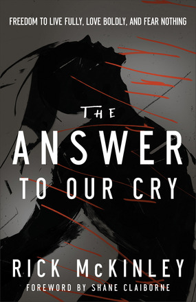 Answer to our cry
